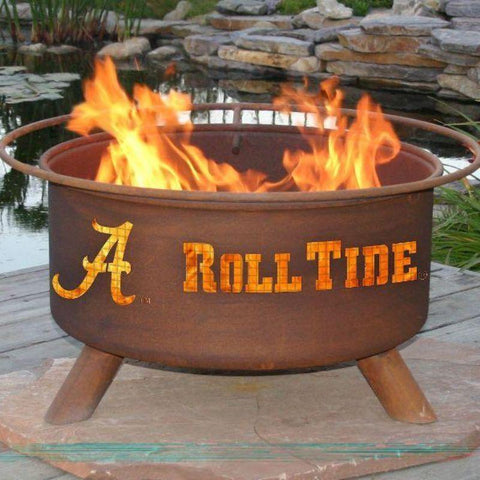Image of Fire Pit: Alabama By Patina Products: Accessories Included