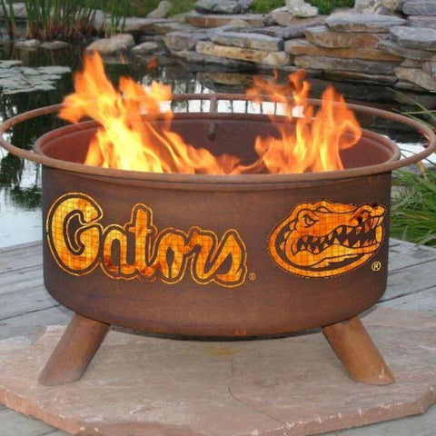 Fire Pit: Florida By Patina Products: Accessories Included