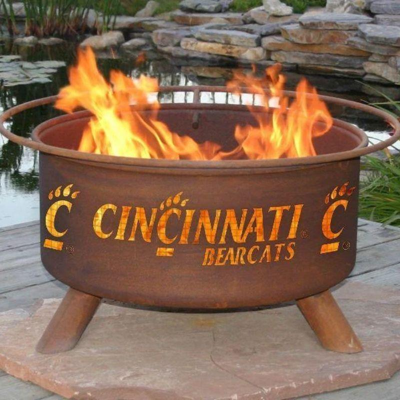 Fire Pit: Cincinnati By Patina Products: Accessories Included