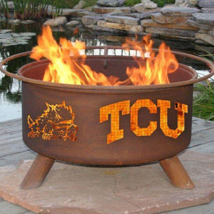 Fire Pit: TCU By Patina Products: Accessories Included