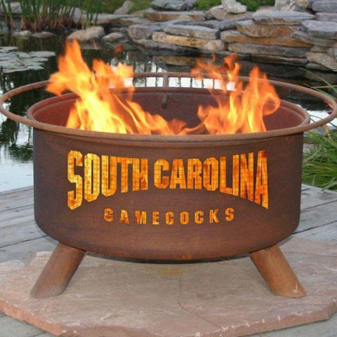 Fire Pit: South Carolina By Patina Products: Accessories Included