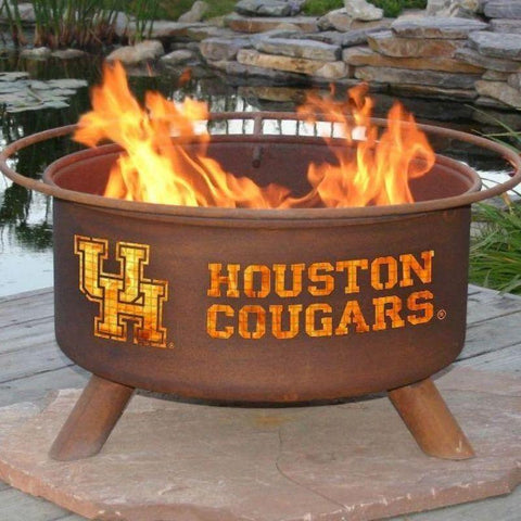 Fire Pit: Houston By Patina Products: Accessories Included