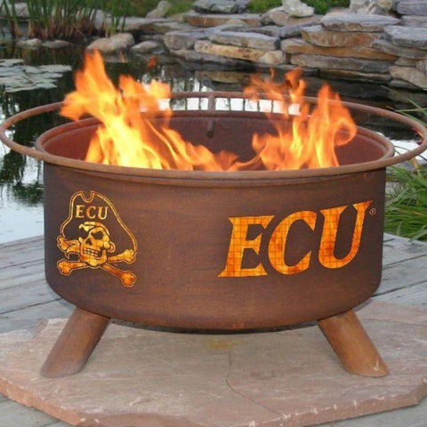 Fire Pit: East Carolina By Patina Products: Accessories Included