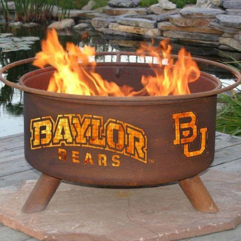 Fire Pit: Baylor By Patina Products: Accessories Included