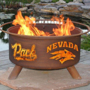 Fire Pit: Nevada By Patina Products: Accessories Included