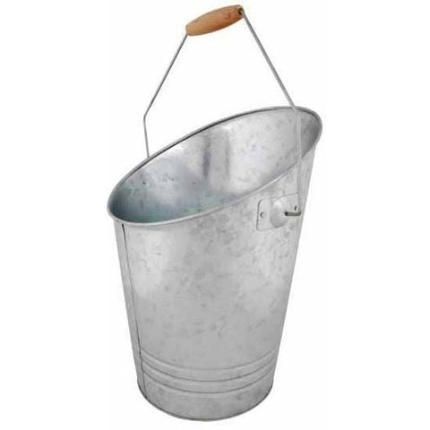 Essercht Design Zinc Coal Bucket