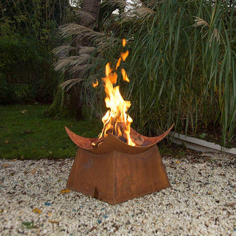 Image of Net Fire Bowl-Esschert Design