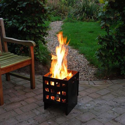 Esschert Design Square Fire Basket