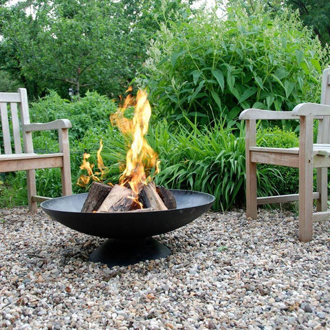 Esschert Design XL Cast Iron Fire Bowl