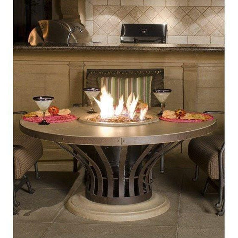 Fire Table: Fiesta By American Fyre Design Outdoor Heating