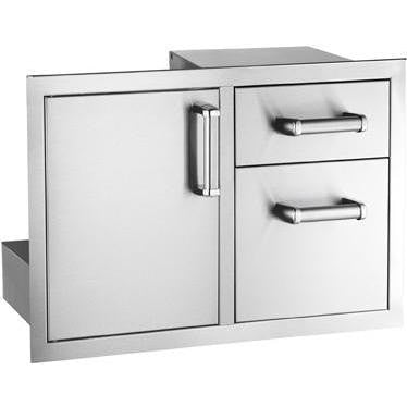 Fire Magic Premium Access Door with Double Drawer - 53810S