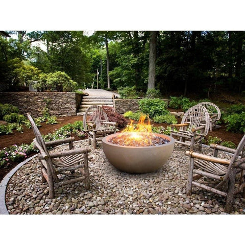 Contemporary Fire Bowls By American Fyre Designs