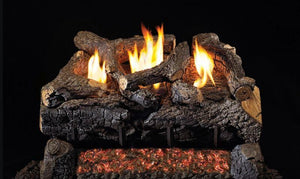 G18 Vent-Free Evening Fyre Charred Standard Log Set