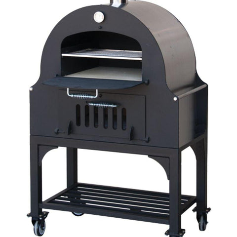 Image of Tuscan GX-B1 Medium Wood-Fired Oven With Cart