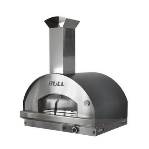 Gas Fired Oven - Bull BBQ Pizza Oven
