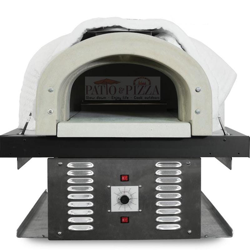 Brick Pizza Oven Kit Chicago Brick Oven 750 Wood Gas
