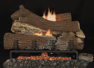 Superior Giant Timbers Vent-Free Gas Logs