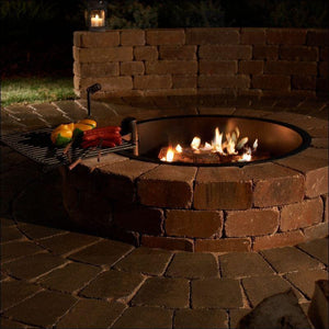 Necessories Grand Fire Ring with Grate
