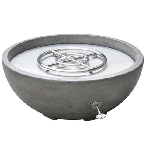 "Image of 30"" Fire Bowl - Grey"