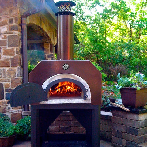 Chicago Brick Oven 750 Portable Pizza Oven - Copper - Patio & Pizza - 7