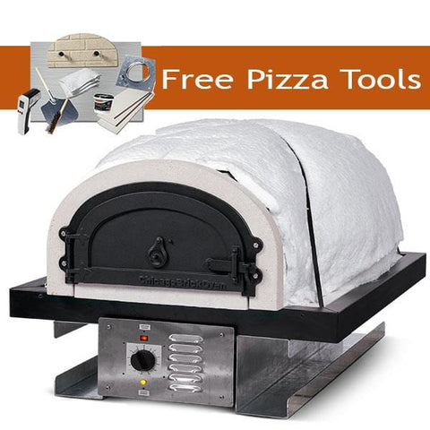 Chicago Brick Oven 750 DIY Gas & Wood Pizza Oven Kit