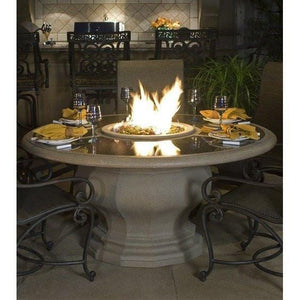 Fire Table: Inverted By American Fyre Designs Outdoor Dining