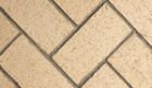 Image of Superior Vent-Free Outdoor Firebox VRE6000 - Ivory Mosaic Herringbone Liner