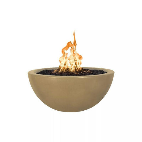 Image of Luna Fire Pit - Brown