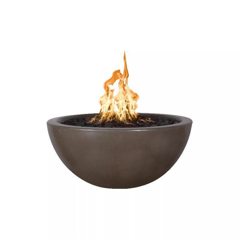 Luna Fire Pit - Chocolate