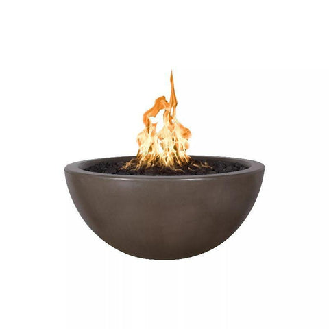 Image of Luna Fire Pit - Chocolate