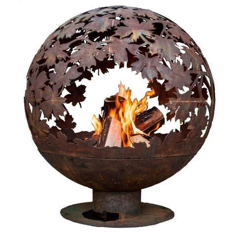 Image of Esschert Design Leafs Fire Globe