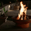 Image of Fire Pit Art- Low Boy