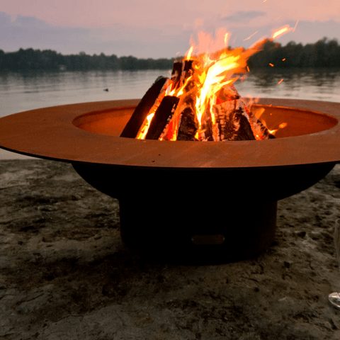 Image of Fire Pit Art- Magnum
