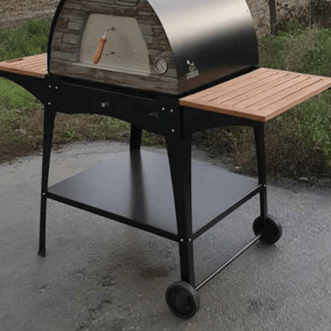 Image of Pizza Oven Cart for Maximus Pizza Oven