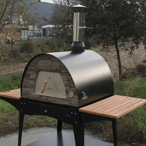 Image of Pizza Oven Stand for Maximus Pizza Oven