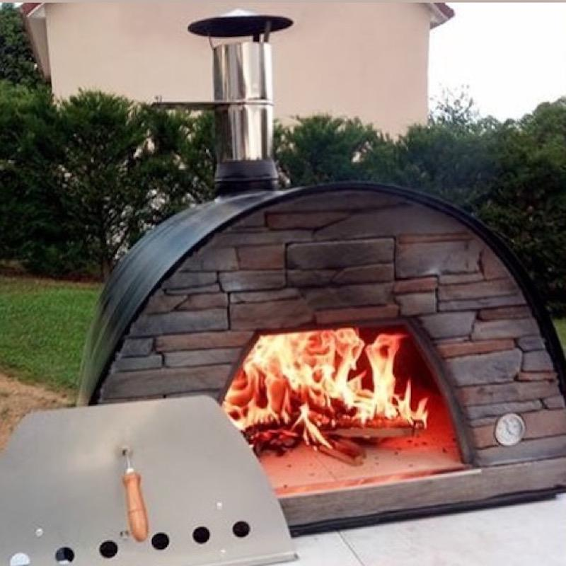 Best outdoor pizza ovens - Maximus - Authentic Pizza Ovens