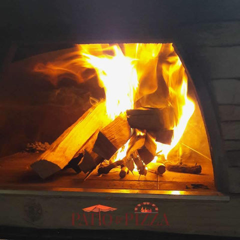 Wood burning pizza oven for sale