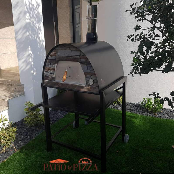 Maximus Arena Wood Fired Oven Authentic Pizza Ovens