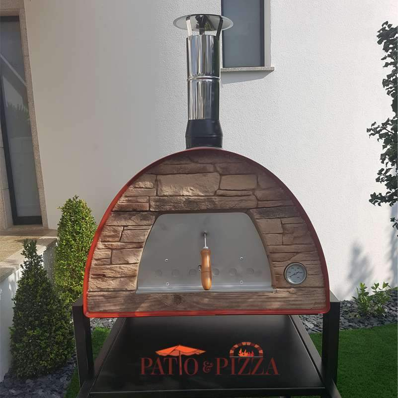 Maximus Arena Outdoor Wood-Fired Oven