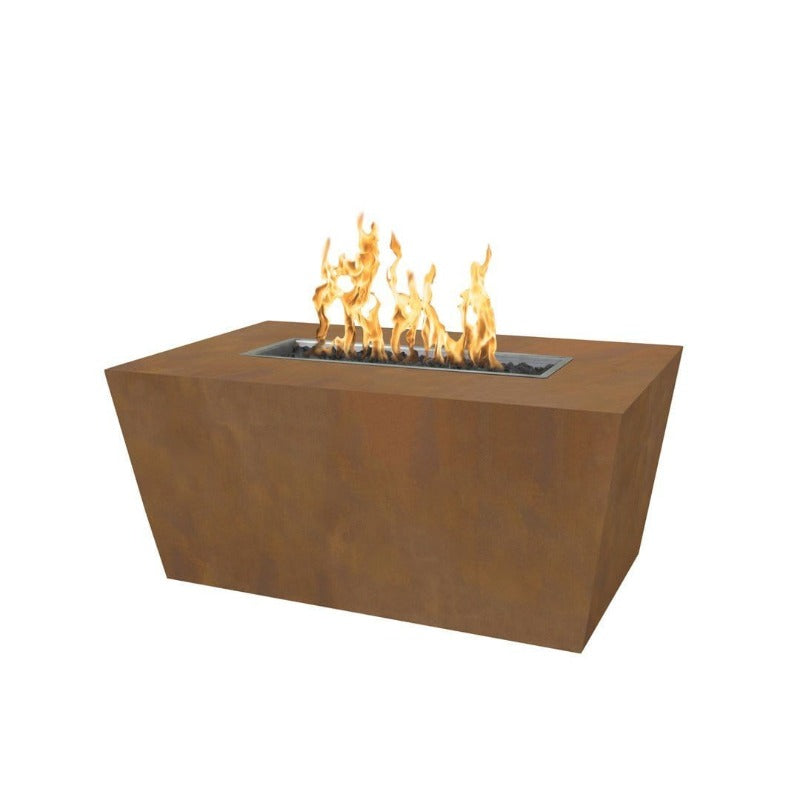 Mesa Collection Fire Pits - Corten Steel