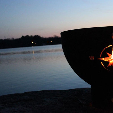 Image of Fire Pit Art- Navigator