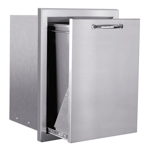 Necessories Kitchen Trash Cabinet