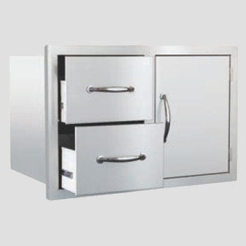 Image of Necessories Kitchen Prep Center Cabinet Kit