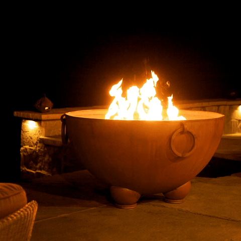 Image of Fire Pit Art- Nepal