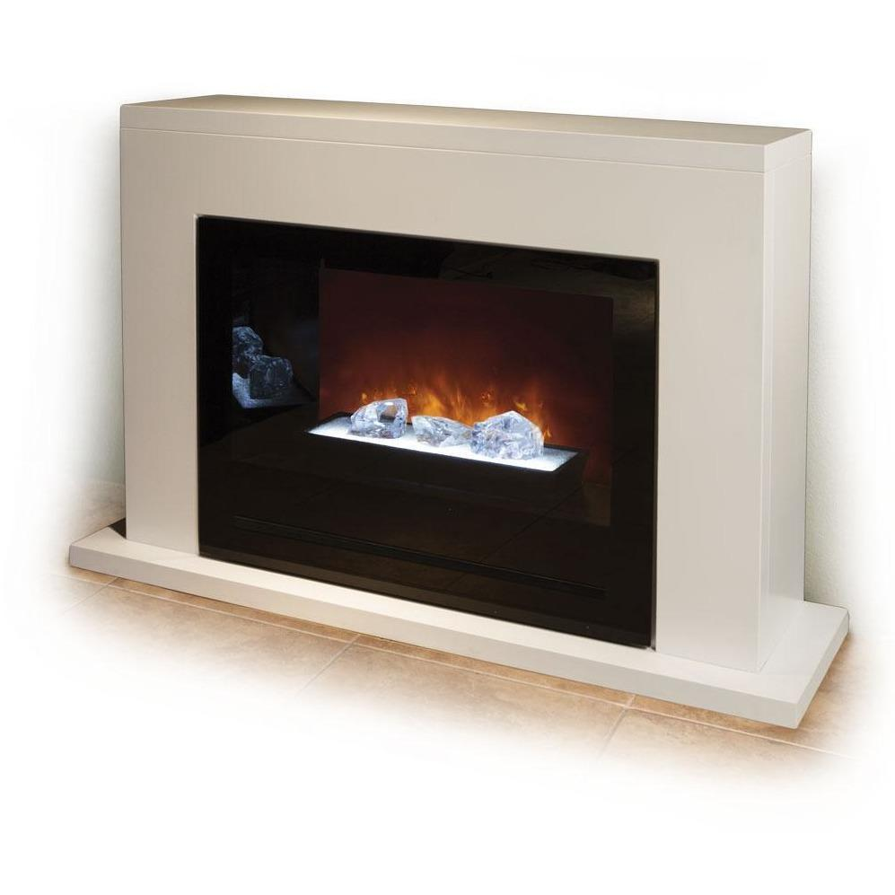 "Fireplace Home Fire 36"": Modern Flame"