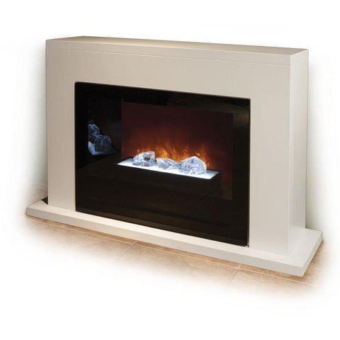 Fireplace Home Fire Indoor Fireplace: Modern Flame
