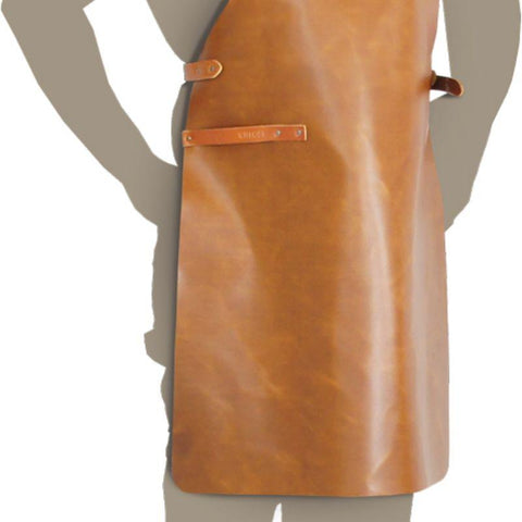 Image of OFYR LEATHER APRON OA-LA