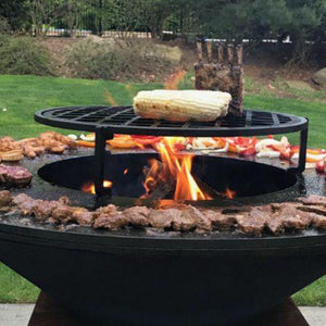 Wood Burning Grill | OFYR Grill