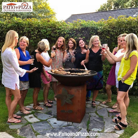 Image of OFYR OC-100-100 Classic Grill Girls Night