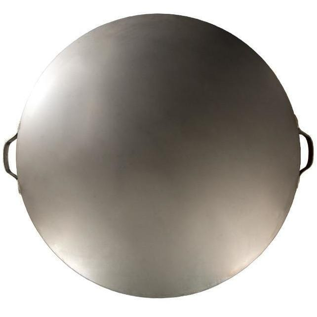 Steel Fire Pit Lid - FREE SHIPPING - Fire Pit Accessory